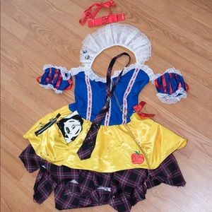 Lip Service Costume